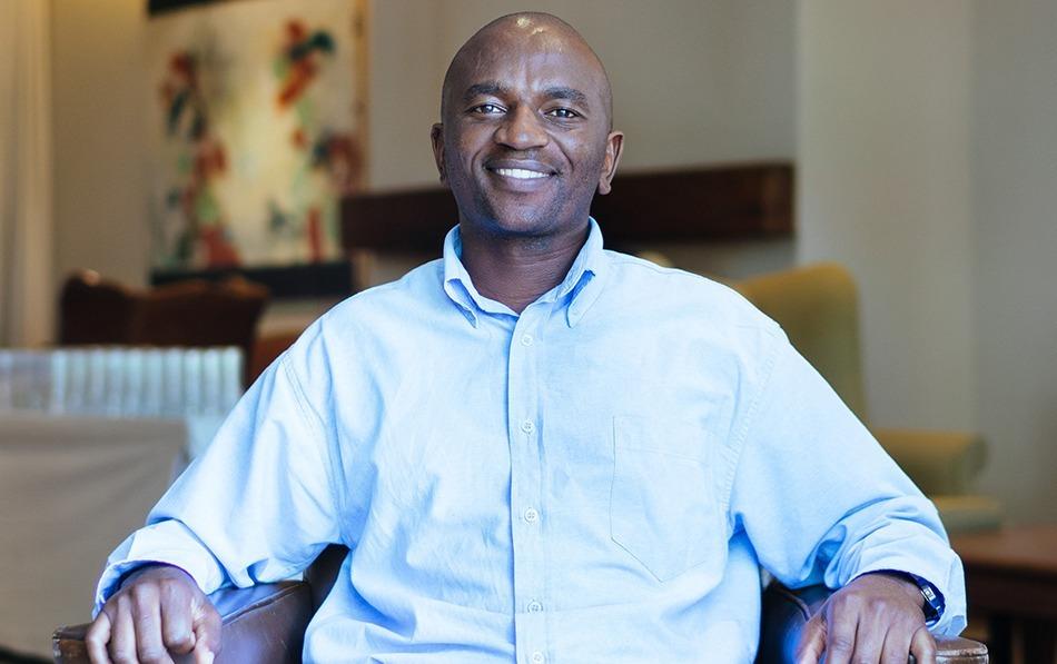 MEET THE TEAM: Ben Ngubesilo