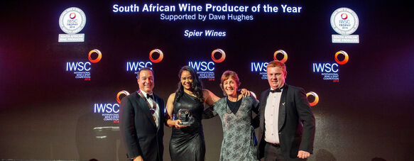 Spier crowned IWSC's South African Producer of the Year