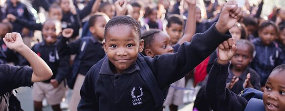 GROWING FOR GOOD: SPIER SUPPORTS COMMUNITY KEEPERS AT SPARK SCHOOL LYNEDOCH