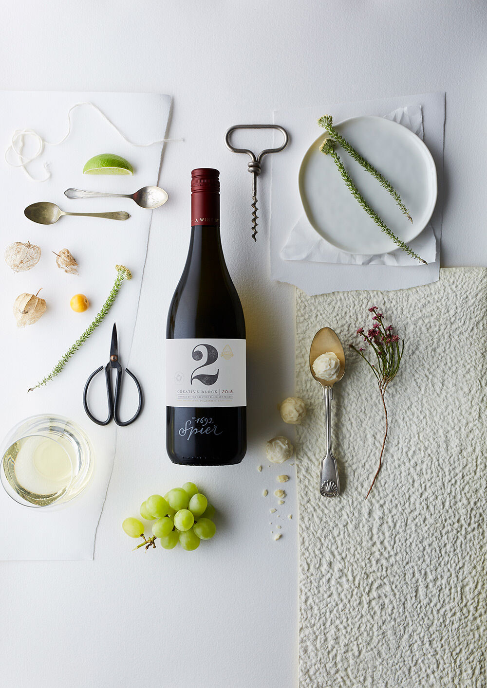 Spier wins two Grand Cru National Champion at National Wine Challenge Top 100 SA Wines