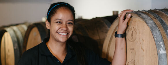 Meet the winemaker: Tania Kleintjes
