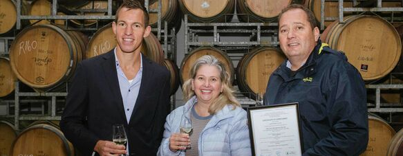 Spier is first winery IN THE WORLD to RECEIVE CONTROL UNION vegan accreditation