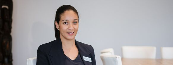 MEET THE TEAM: NIRENE FORTUIN