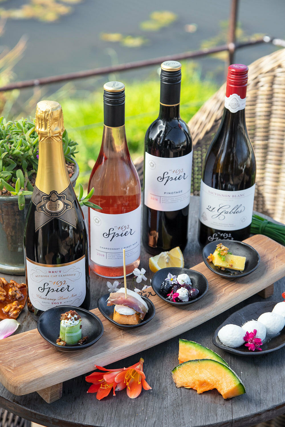 Spier's Spring Tasting celebrates the new season
