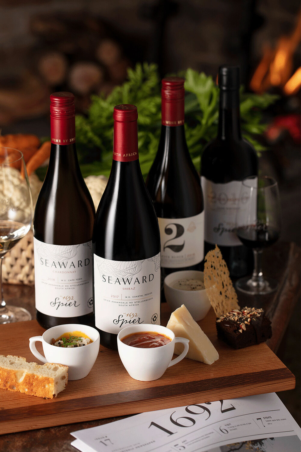 Spier launches Winter Seaward Soup Tasting