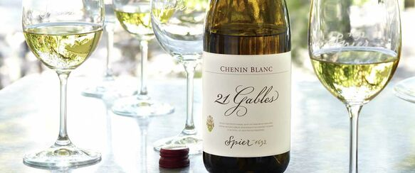 21 Gables Chenin Blanc comes out top – again!