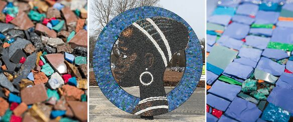 COOP celebrates 150 years with a public sculpture commission for Spier Arts Academy graduate