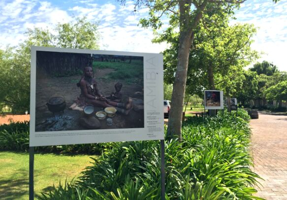 Photo exhibition: Food (R)Evolution