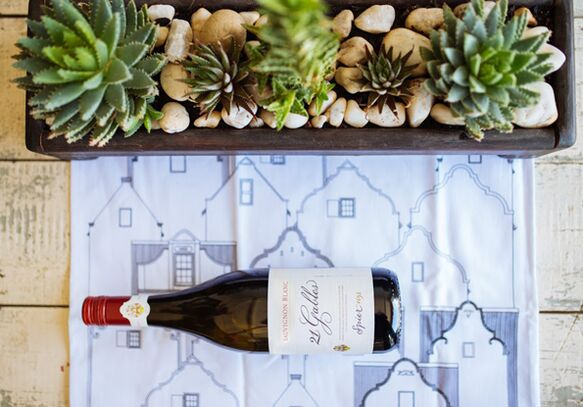 Spier 21 Gables ranked among South Africa's top 10 Sauvignon Blancs – again!