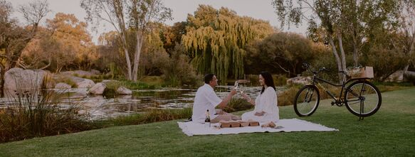 Spoil your Valentine with a romantic sunset picnic