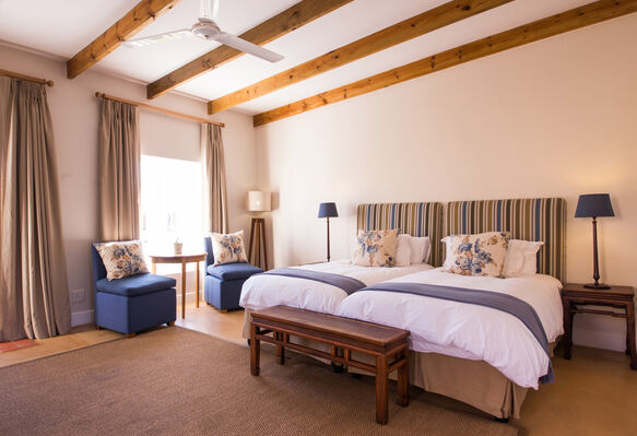 Step inside the new Spier Hotel rooms