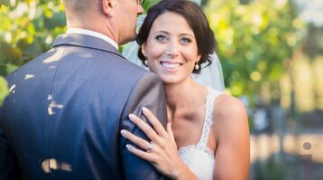 A winelands wedding at Spier