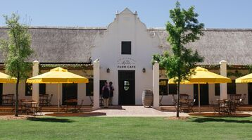 Chef Hennie Nel: the man behind the Spier Farm Café