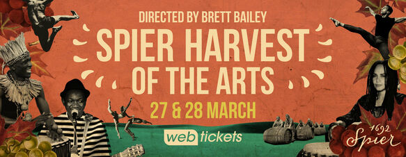 Postponed: Harvest of the Arts