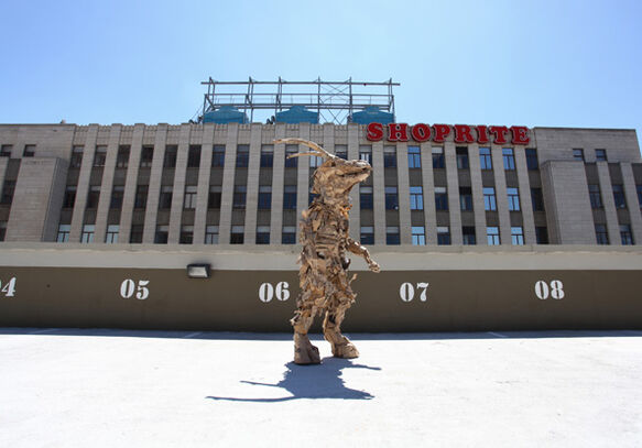 Spier supports Infecting The City