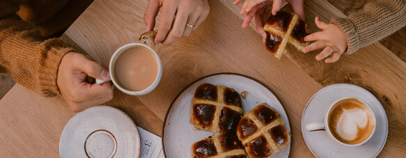 RECIPE: Vadas Bakery Hot Cross Buns