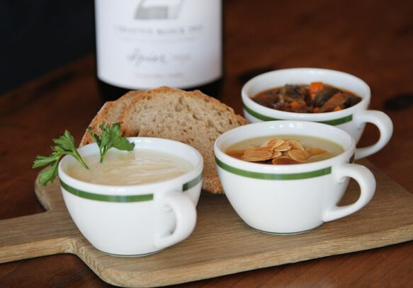 Chef Charl shares his cauliflower soup recipe