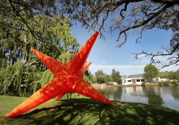New art installations at Spier