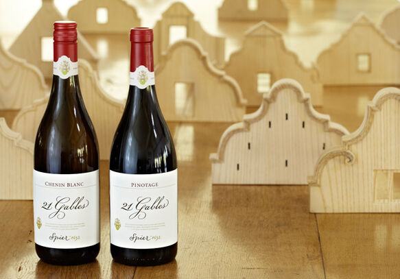 Spier's 21 Gables achieves great results in the Korean Wine Challenge