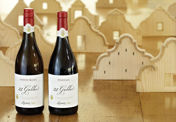 Spier receives top awards at three international wine competitions