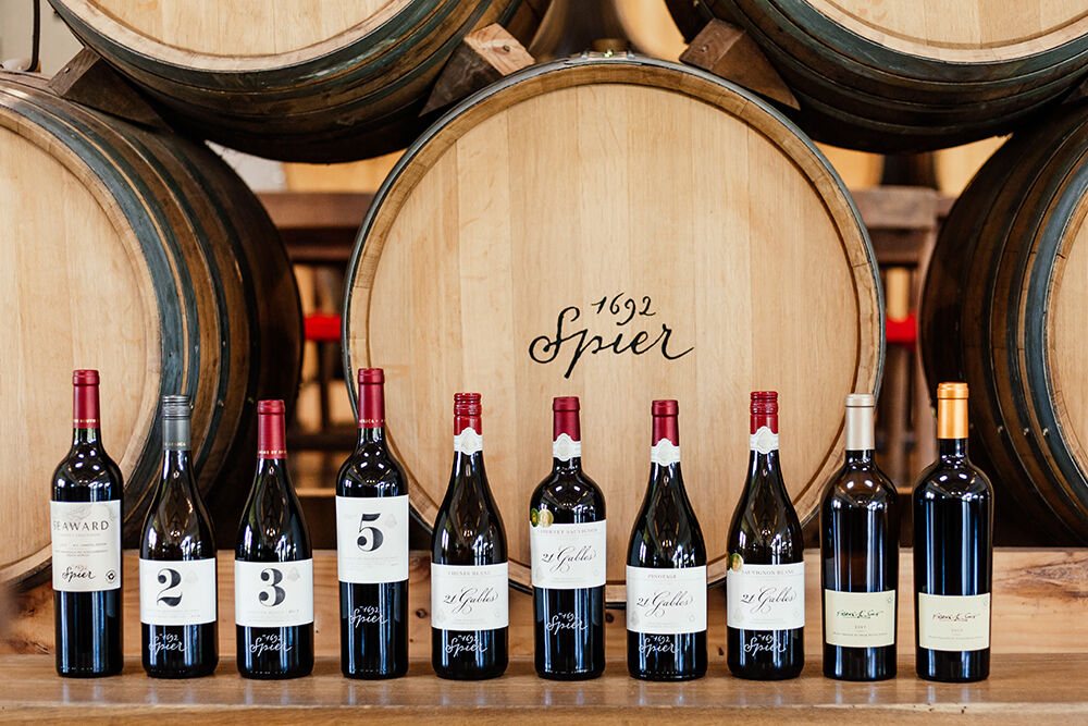 Tim Atkin awards 10 Spier wines Medals of Excellence