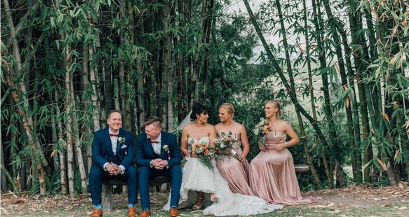 Real Wedding: Siobhan & Duard