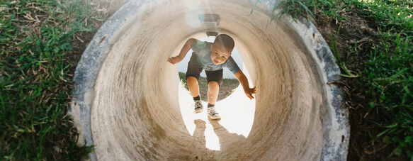 TAKE YOUR INNER CHILD – AND YOUR KIDS! – ON AN ADVENTURE INSIDE SPIER'S NEW ELEMENTAL PLAY GARDEN