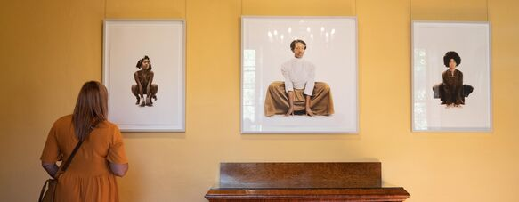 TOP SOUTH AFRICAN ARTISTS SHOWCASED AT OUR MANOR HOUSE