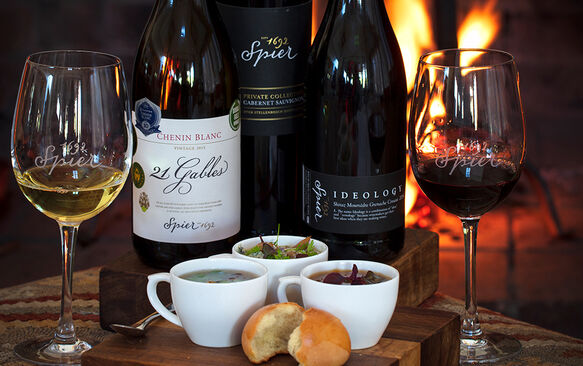 Spier launches its hearty Winter Tasting