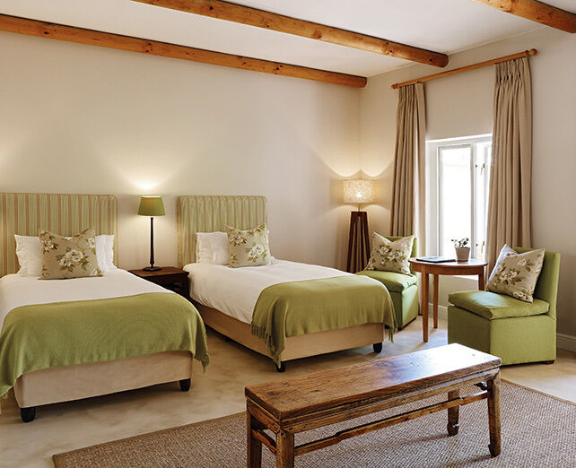 Spier Signature room - twin