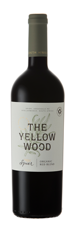 Spier The Yellow Wood Organic Red 2016