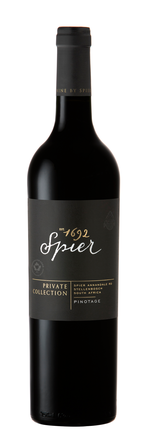 Spier Private Collection Pinotage